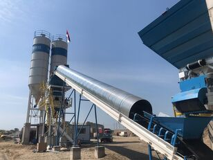 New PROMAX STATIONARY Concrete Batching Plant S100 TWN (100m³/h)