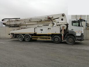 Sermac 5RZ53 on chassis MERCEDES-BENZ 4140  2012 YEAR 5RZ 53 SERMAC
