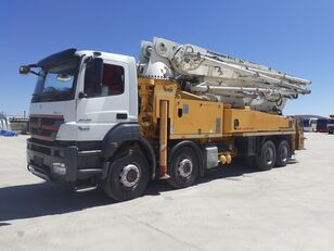 Putzmeister 2016 on chassis MERCEDES-BENZ 2016 MODEL AXOR 4140, 47 MT PUTZMEISTER