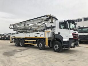 Schwing  on chassis MERCEDES-BENZ 2015 MODEL - AXOR 4140, 43MT SCHWING