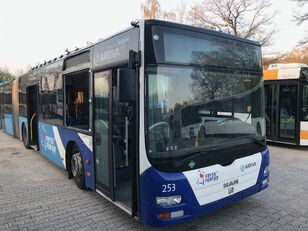 MAN A23G  CNG articulated bus for parts