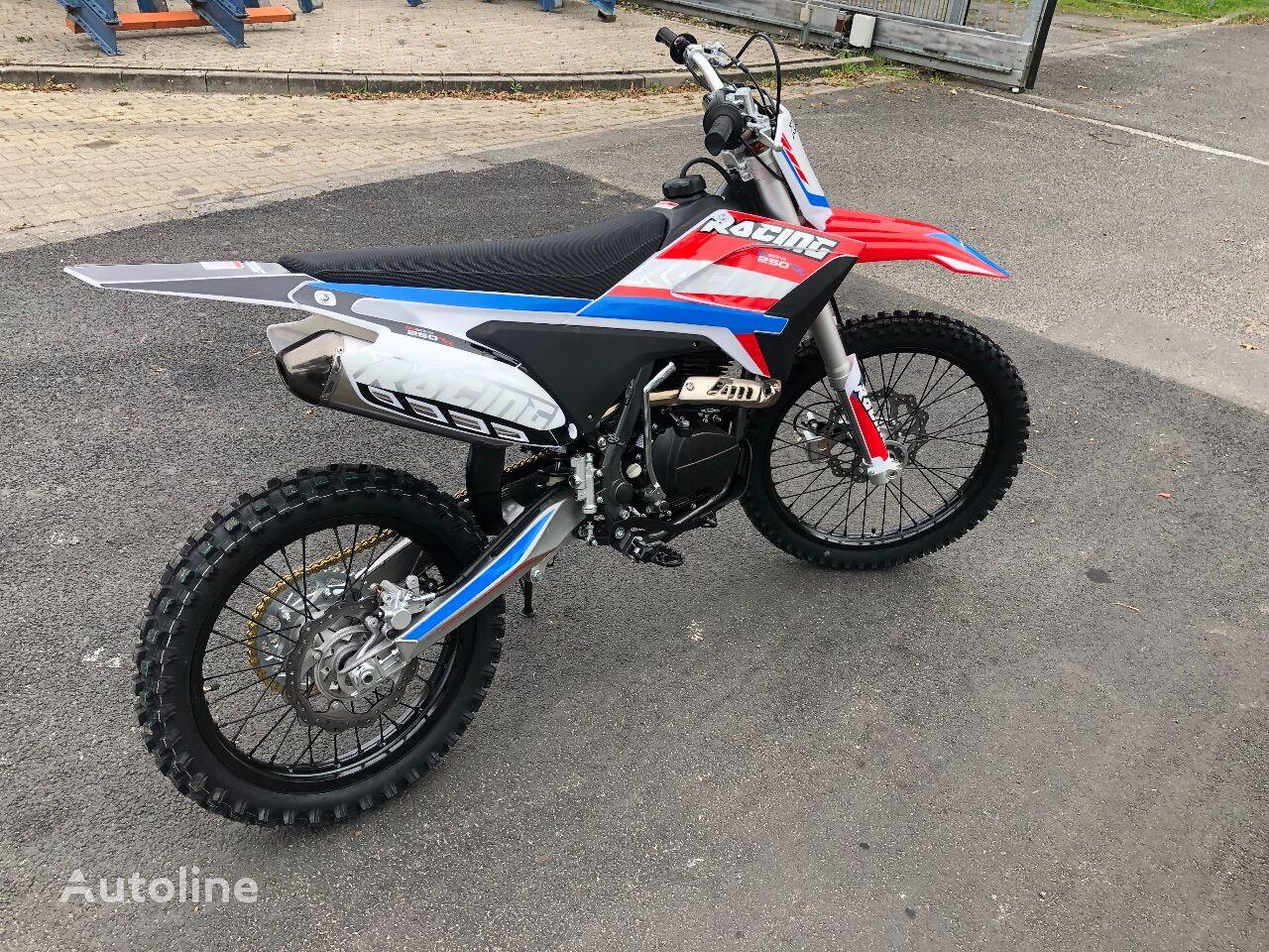 new Cross Motorrad - Apollo AGB-40-1 motorbike