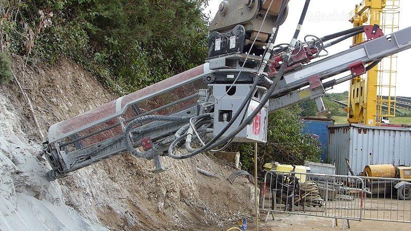 TEI HEM Drill Mast with drilling rig