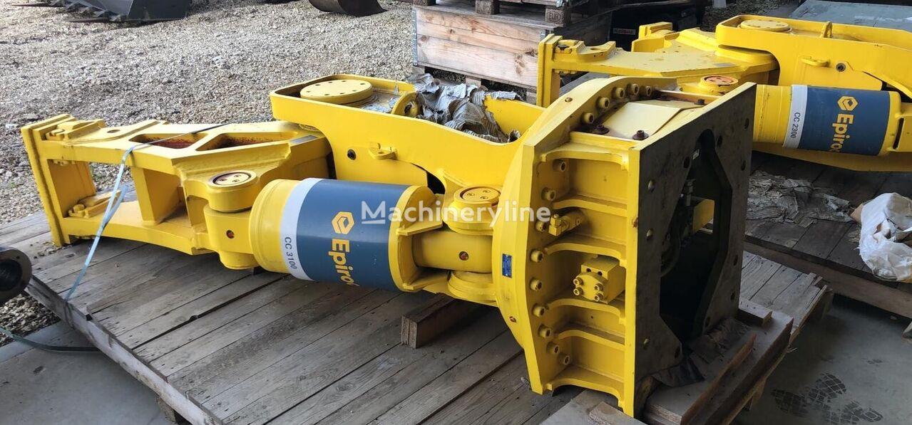 new Atlas Copco EPIROC CC3100U hydraulic shears