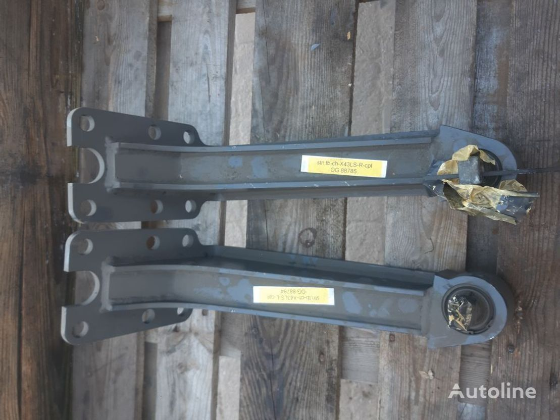 Tussenbak steunen GINAF X 4343 LS fasteners for truck