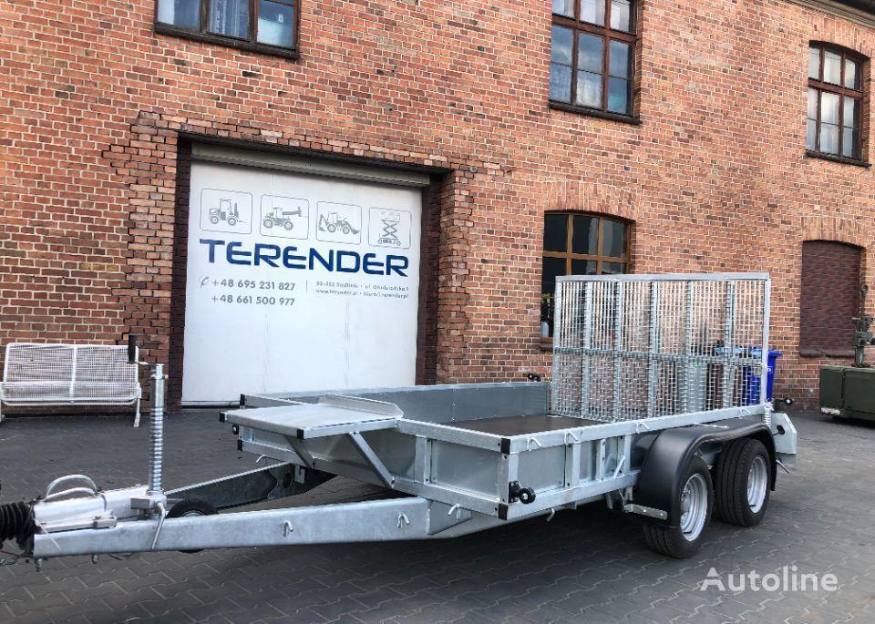 Ifor Williams Trailers GP 106 FM car transporter trailer