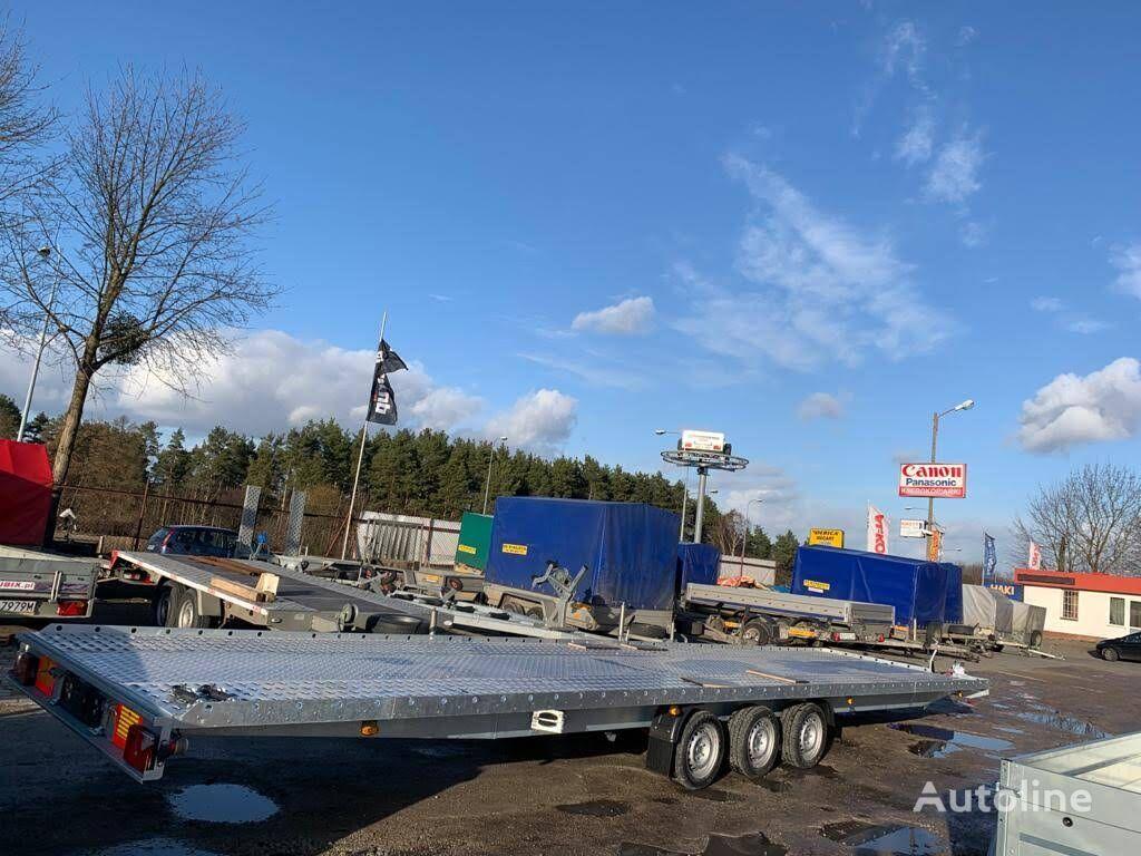 new KUBIX Mustang-Strong NT22  car transporter trailer