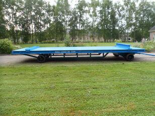 new Zwaar transportwagen platform trailer