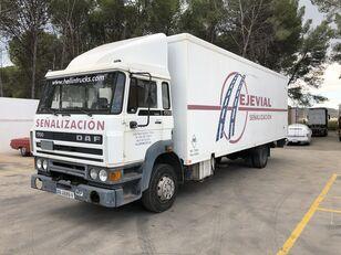 DAF 1700 box truck