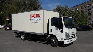 new ISUZU NPR 75 L-K box truck