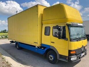 MERCEDES-BENZ 818L ATEGO box truck