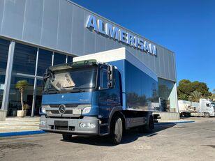 MERCEDES-BENZ ATEGO 1222 L box truck