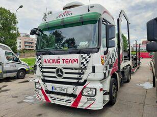 MERCEDES-BENZ Actros + Lohr + návěs na přepravu automobilů car transporter