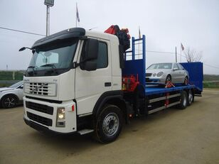 VOLVO FM 12 830 car transporter