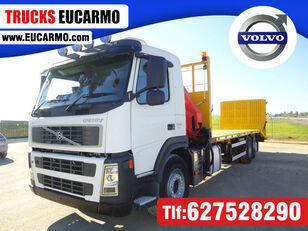 VOLVO FM12 380 car transporter