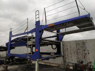 VOLVO FM 340 car transporter + car transporter trailer