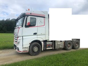 MERCEDES-BENZ MP4 2651 Euro 6 6x4 chassis truck