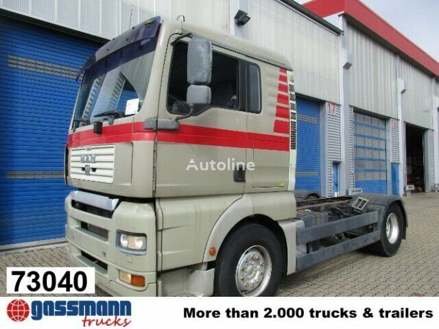 MAN TGA / 18.360 / Standheizung/Sitzhzg./NSW chassis truck