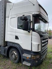 SCANIA R380 LB 6X2 MLB curtainsider truck