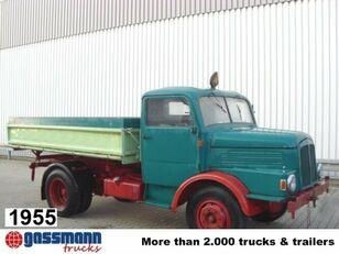 IFA H3A dump truck