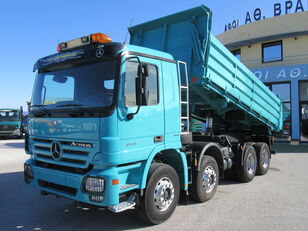 MERCEDES-BENZ 4141 ACTROS 8X4   dump truck