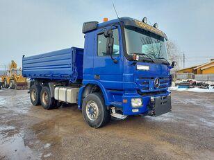 MERCEDES-BENZ ACTROS MP2 2650 K  dump truck