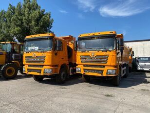 new SHACMAN SX3258DR384 dump truck