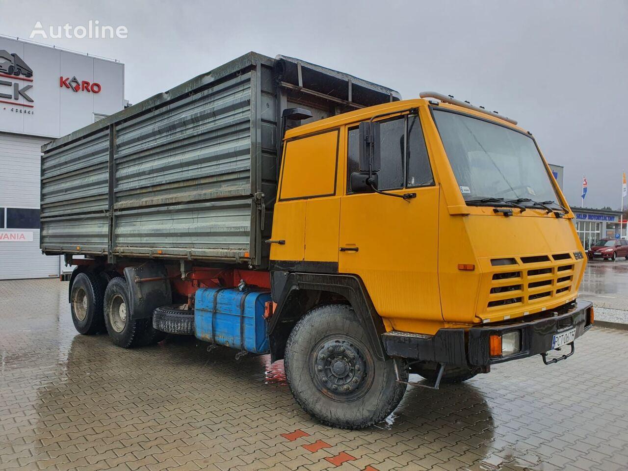 STEYR 32S31-Man, Full Steel, P43 6x4,Big axles!!! Big Tipper  dump truck