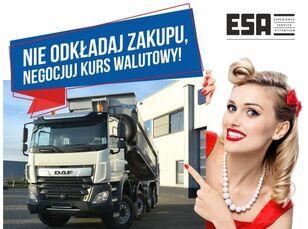 new DAF CF 480 FAD KH-KIPPER dump truck