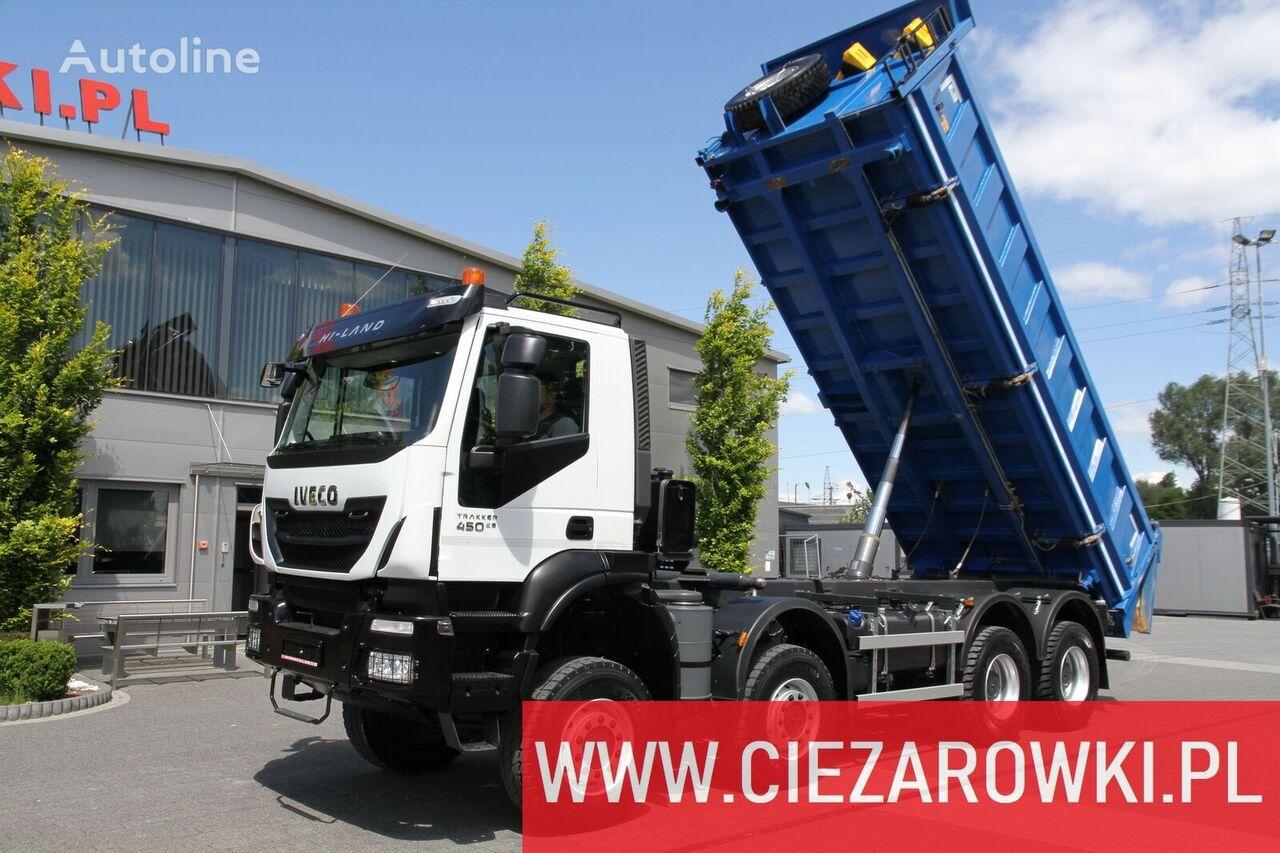 IVECO Trakker , 8x8 , E6 , Retarder , manual, 2018 , 5 units for sale dump truck