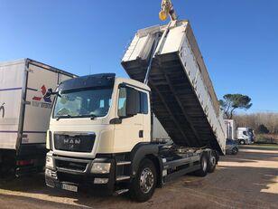 MAN TGS16.360-6X4-2BL dump truck