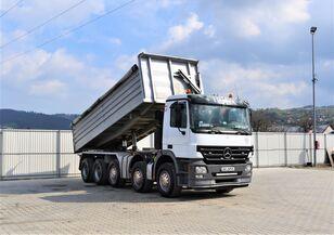 MERCEDES-BENZ ACTROS 4448 Kipper 6,50m + BORDMATIC / 10x4 dump truck