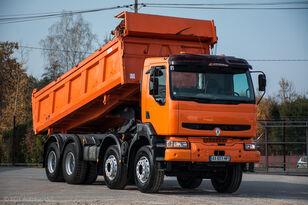 RENAULT Kerax 420 DCI / 2005 / Meiller Kipper / 8x4 / Stan idealny! dump truck