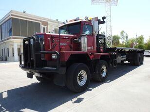 KENWORTH * C500 * Bed / Winch * 8x4 Oil Field Truck * flatbed truck