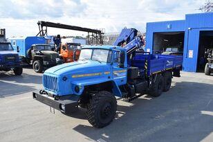 new URAL Бортовой автомобиль Урал 4320 с г/м АНТ-7,5-2 flatbed truck