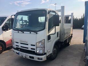 ISUZU SERIE N - NLS85-4X4 flatbed truck