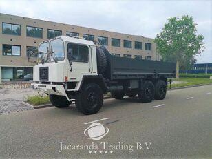 SAURER 10DM flatbed truck