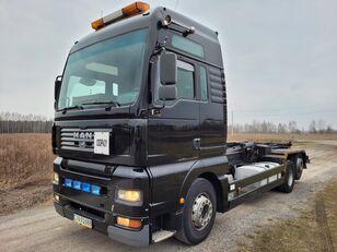 MAN TGA 26.430 hook lift truck