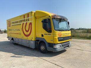 DAF LF 45.220 235.000tkm isothermal truck