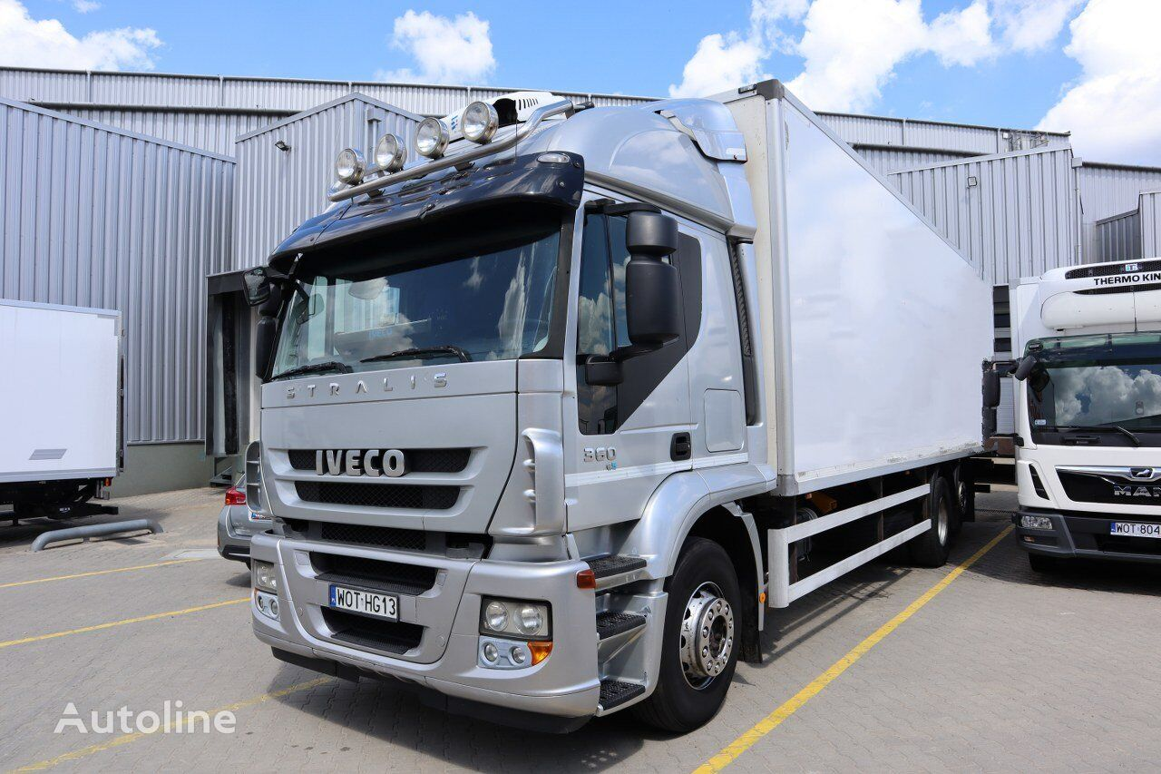IVECO IPL STRALIS AT 260S36 Y/P/ZI isothermal truck