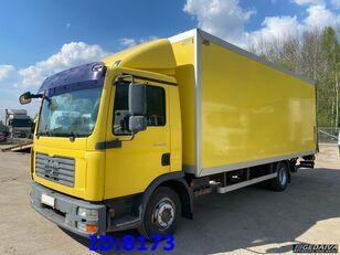 MAN TGL 10.210 isothermal truck
