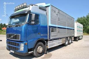 PEZZAIOLI FH12 480 livestock truck