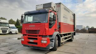 IVECO Stralis 270  TK MD-II Max Diesel-Electro 43 Meat Hooks refrigerated truck