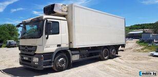 MERCEDES-BENZ 2541 6х2 АКТРОС refrigerated truck