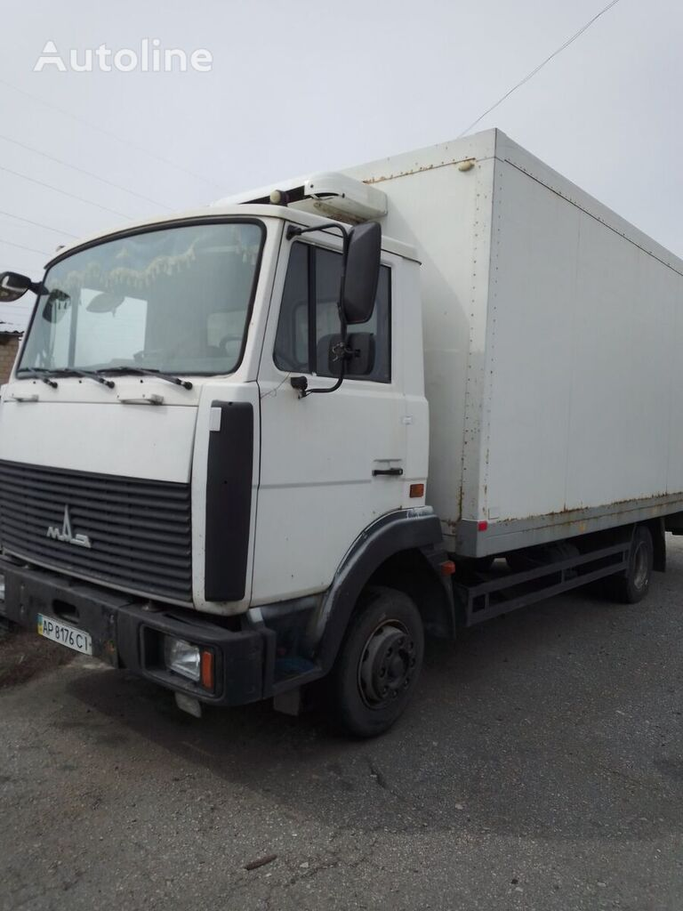 MAZ 427041 280 refrigerated truck