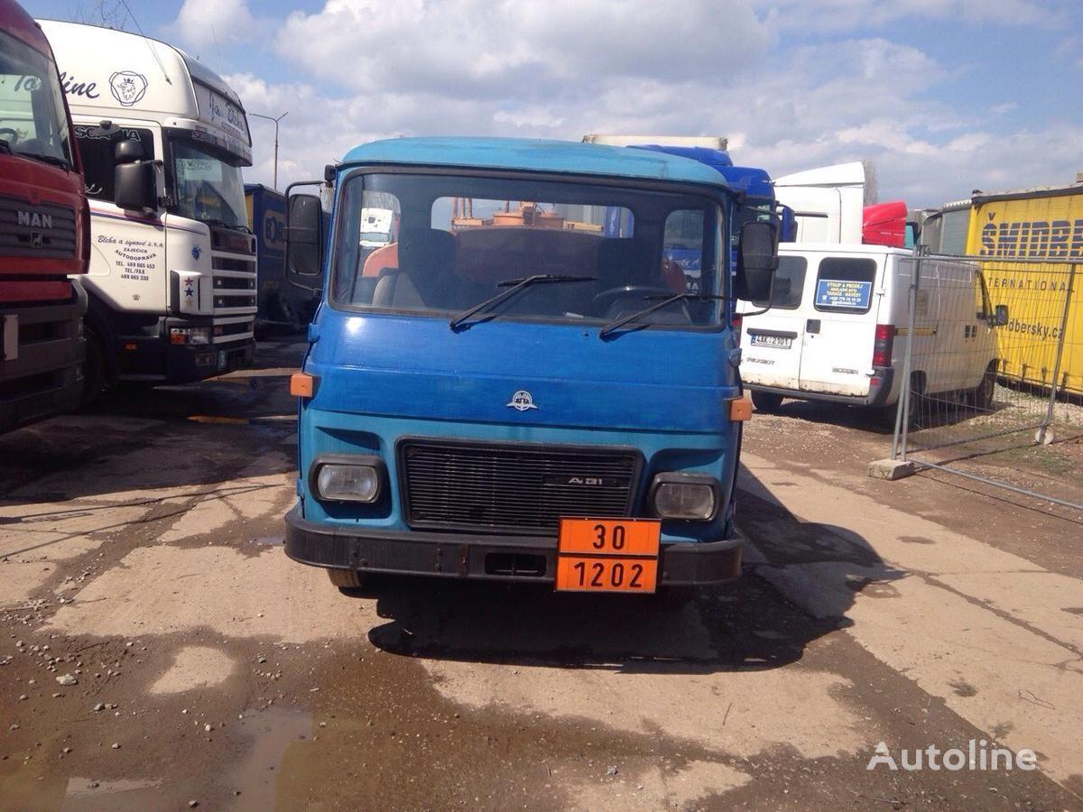 AVIA SPECIÁLNÍ AUTOMOBIL tanker truck