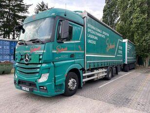 MERCEDES-BENZ 2545 L 6X2 ACTROS / EURO 6 tilt truck