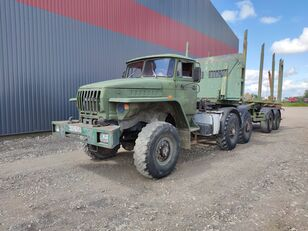 URAL timber truck