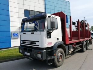 IVECO 260E42 timber truck